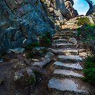 Creepy Stairs by photosbyflood
