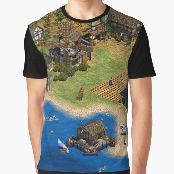 Age of Empires Home Graphic T-Shirt