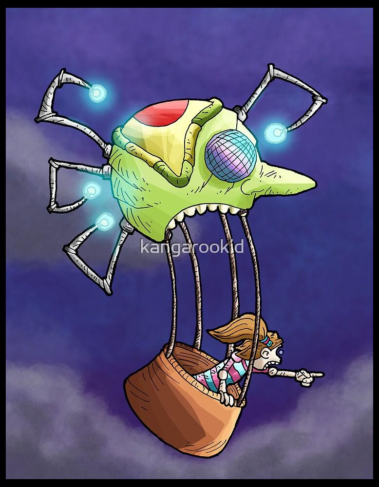 balloon ride... by kangarookid