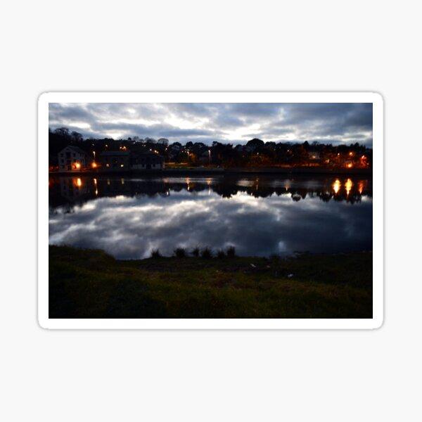 River Fal, Cornwall Sticker