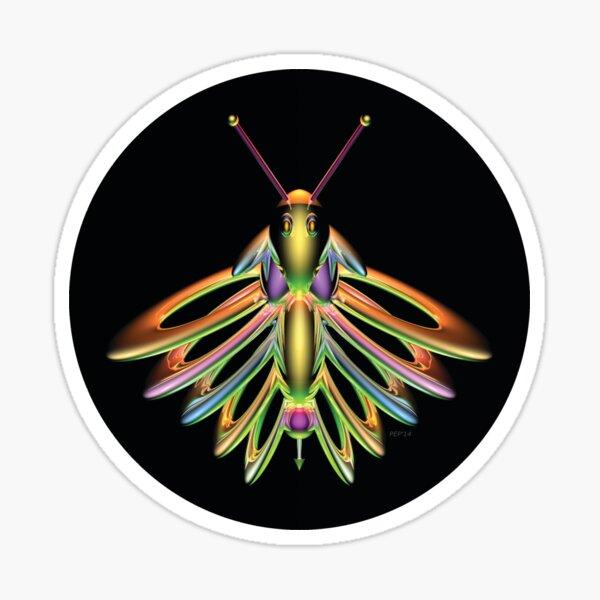 Firefly Sticker