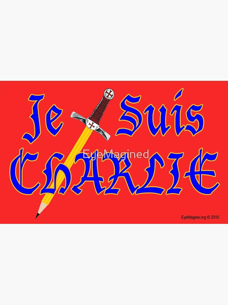 Charlie Hebdo by EyeMagined