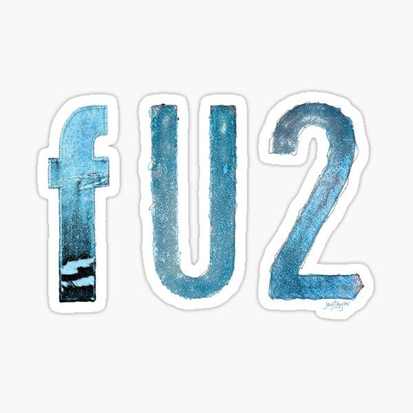 FU2 Sticker