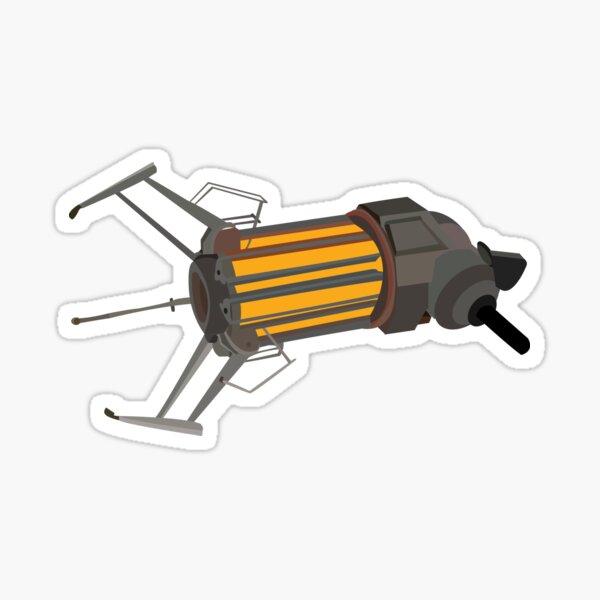 Zero point energy field manipulator Sticker