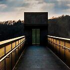 Hinter der grünen Tür von metriognome