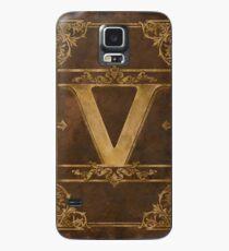 V Book Devil May weinen 5 Hülle & Klebefolie für Samsung Galaxy