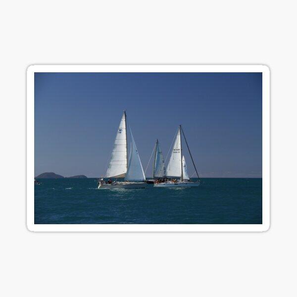 Whitsunday Sailing Club. Sticker