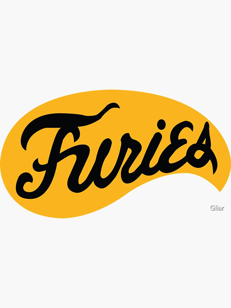 Baseball Furies' Logo, The Warriors by Gliar