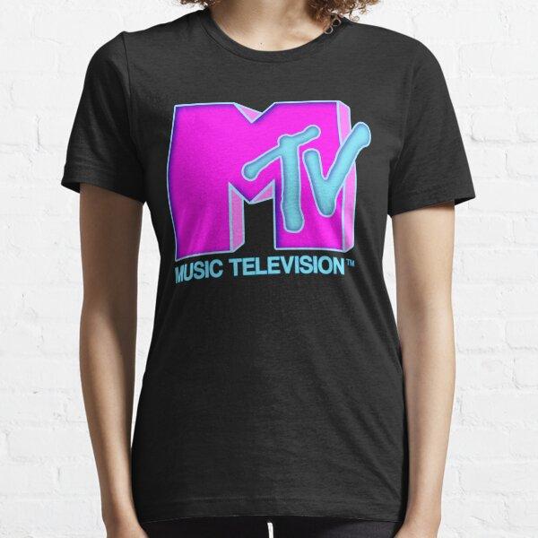 MTV - Neon 80s design Essential T-Shirt