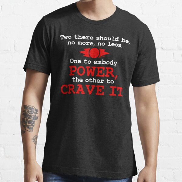 iincubii: Rule Of Two - Power, Crave It (White) Essential T-Shirt