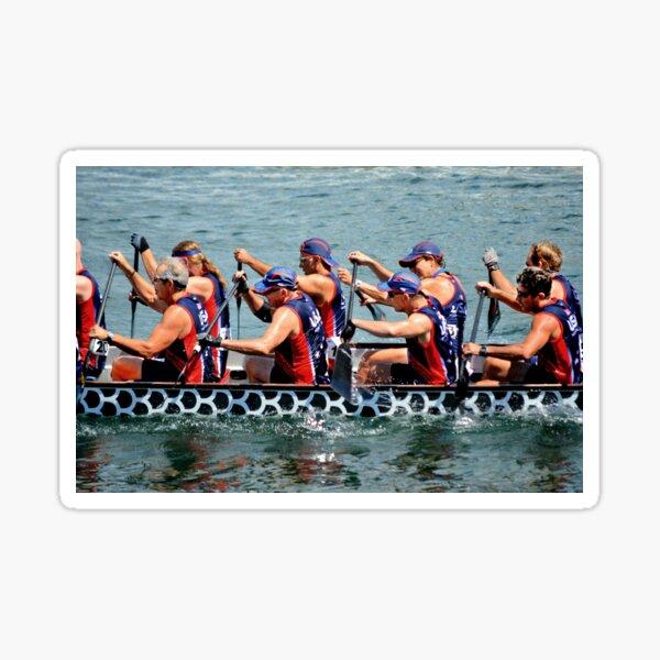 US Dragon Boat Team 2015 Sticker