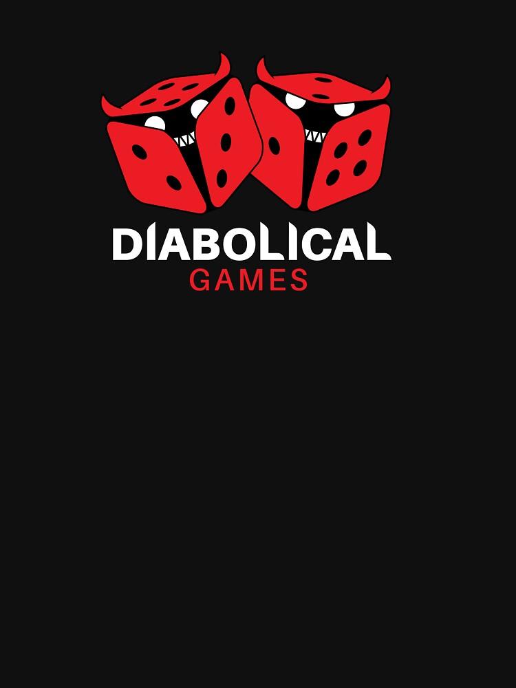 Diabolical Games by wearediabolical