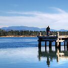 What a day for fishing by CezB
