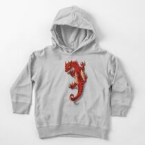 Clingy Toddler Pullover Hoodie