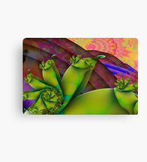Valley of the Hippies Canvas Print