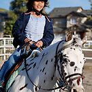 Annabel's First Canter by Laura Palazzolo