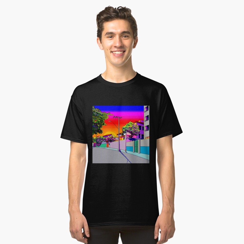 Sunset Feels Classic T-Shirt