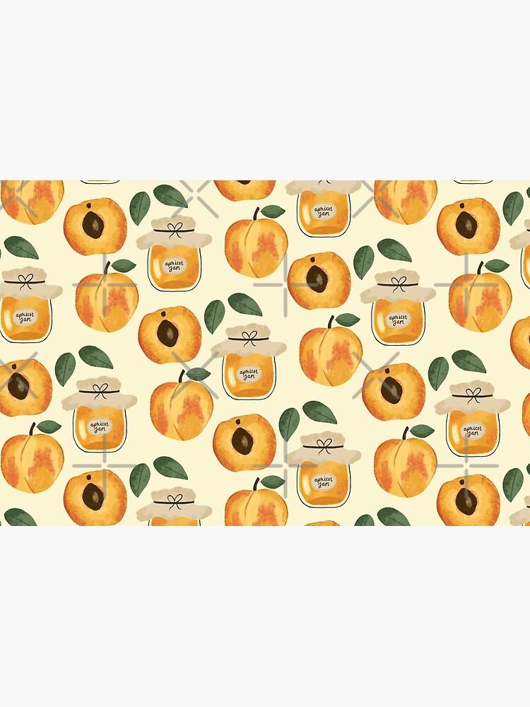 «Modèle de confiture d'abricot» par ohjessmarie