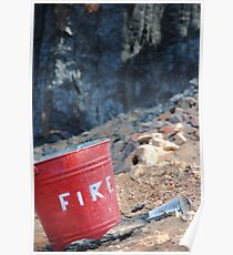 Fire? Poster