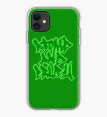 Stomp and Crush - 2015 - Green iPhone Case