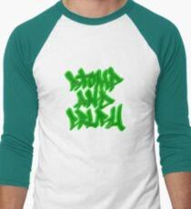 Stomp and Crush - 2015 - Green Baseball ¾ Sleeve T-Shirt