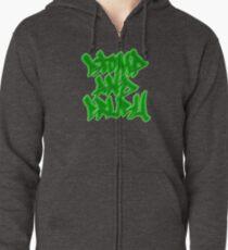 Stomp and Crush - 2015 - Green Zipped Hoodie