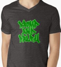Stomp and Crush - 2015 - Green V-Neck T-Shirt
