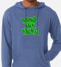 Stomp and Crush - 2015 - Green Lightweight Hoodie