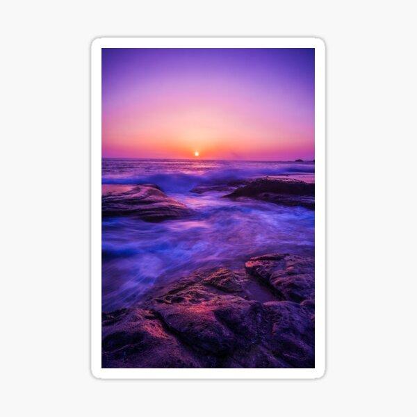 Aliso Sunset Sticker