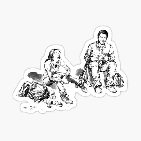 We Stick Together Sticker