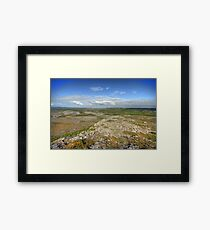 Mullaghmore morning view Framed Print