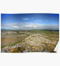 Mullaghmore morning view Poster