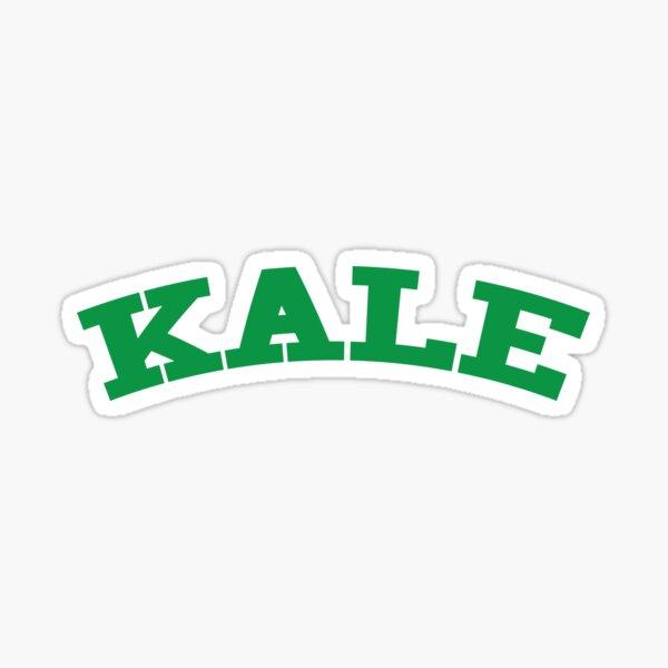 Je parie que tu ne manges même pas de KALE.  Agitez vos mains côte à côte Sticker