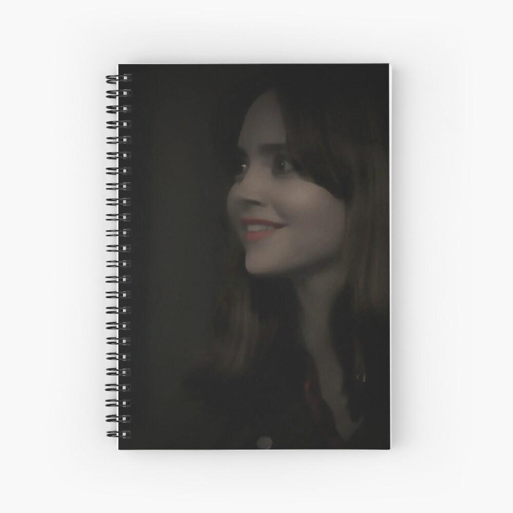 Doctor Clara Spiral Notebook