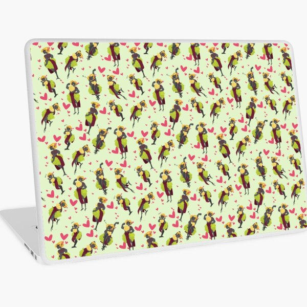 Chised Overload Laptop Skin