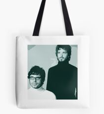 Flight of the Conchords- Family Portrait Tote Bag