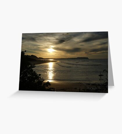 The Days Infinite Beauty Greeting Card
