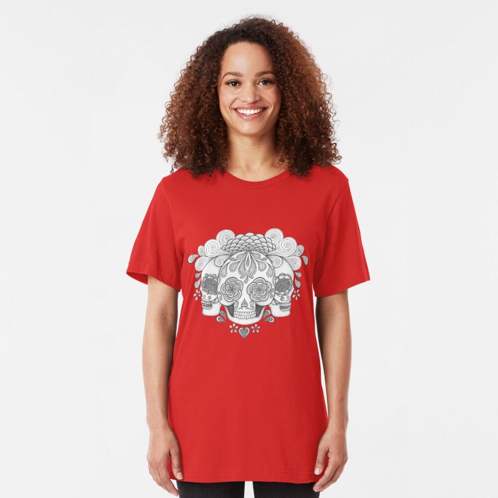 Paisley Parade Slim Fit T-Shirt