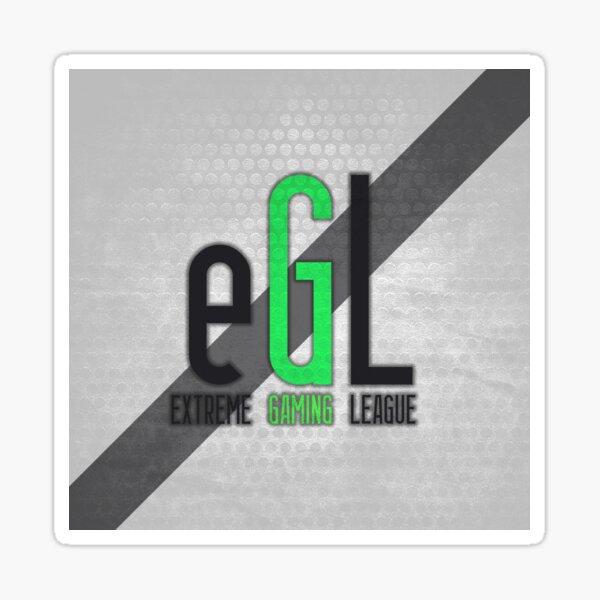 Carré de jeu de jeu d'eGL Sticker