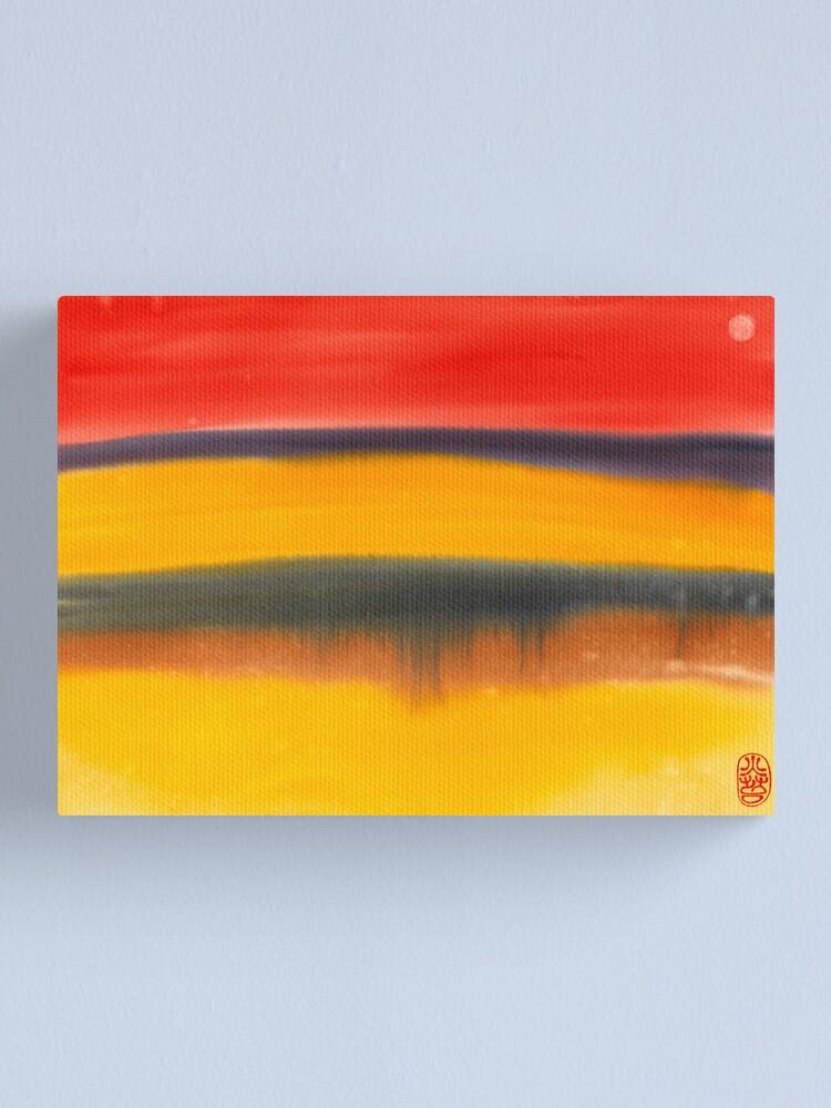 Alternate view of Beach Dreamer Canvas Print