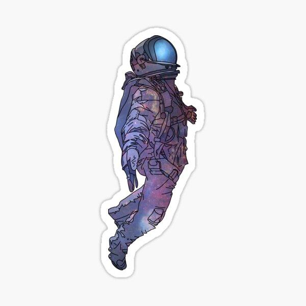 S.P.A.C.E.M.A.N Sticker