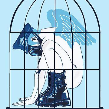 Bird Caje by vilelavalentin