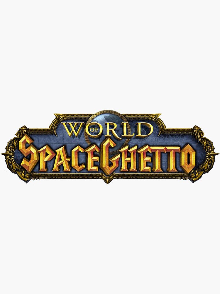 World of SpaceGhetto by nigamajiga