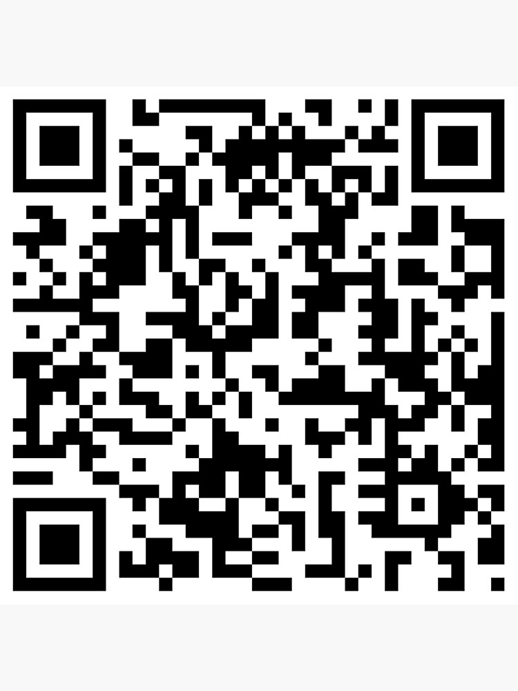 Rick Roll QR by Leatherface