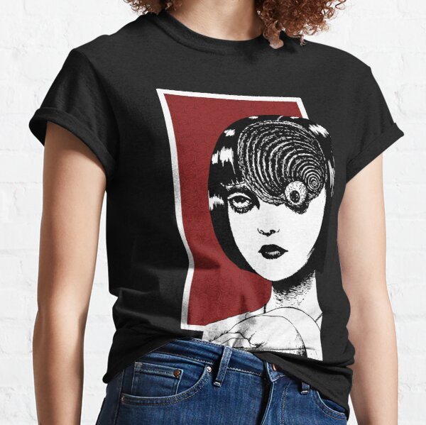 Uzumaki, The great spiral obsession Classic T-Shirt
