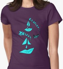 Morals 2 Women's Fitted T-Shirt