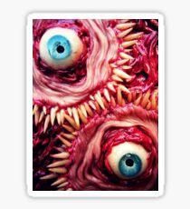 Zahn Bestie Sticker