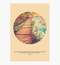 Present Circumstances Photographic Print