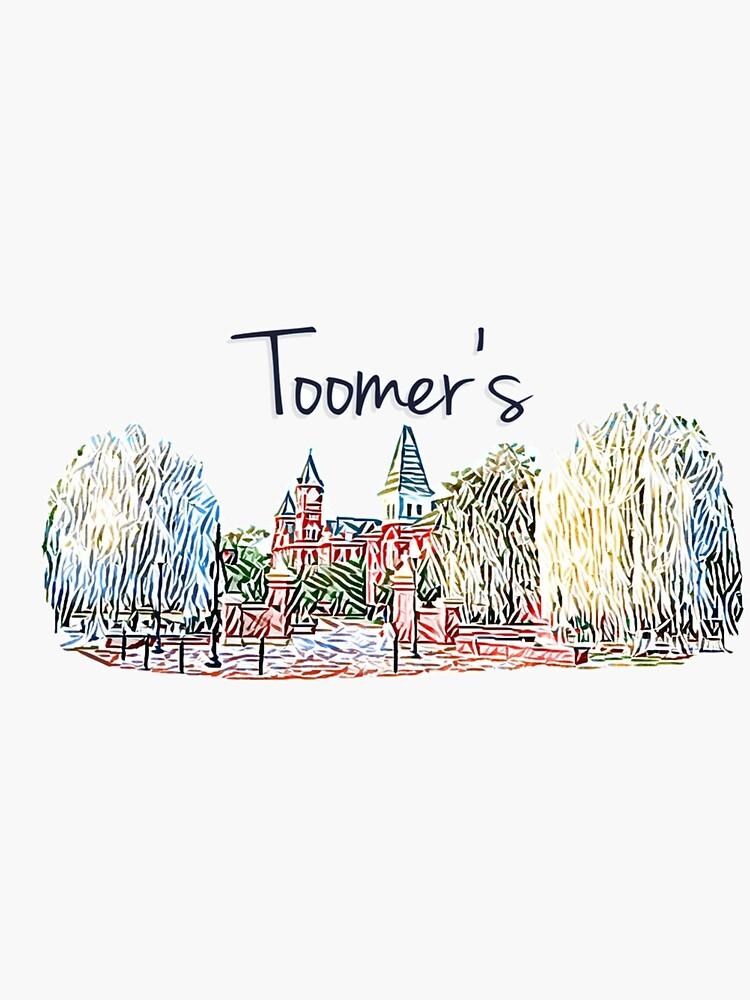 Toomer's Corner by ratchjones