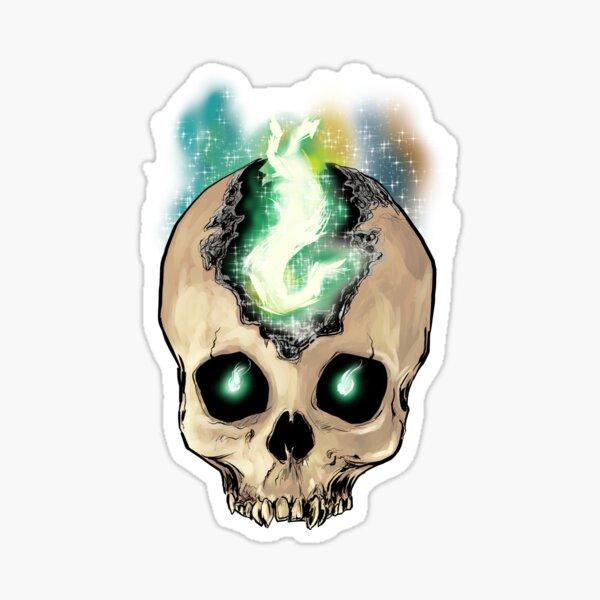 Bloodborne: Madman's Knowledge Sticker